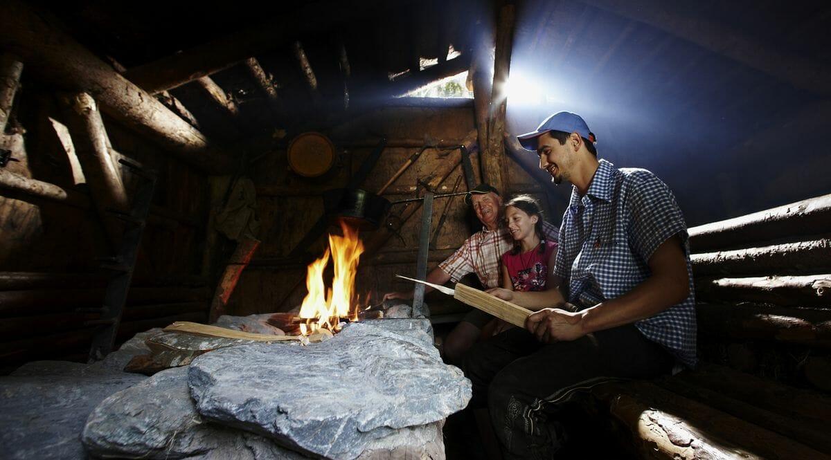 Holzknechtmus kochen