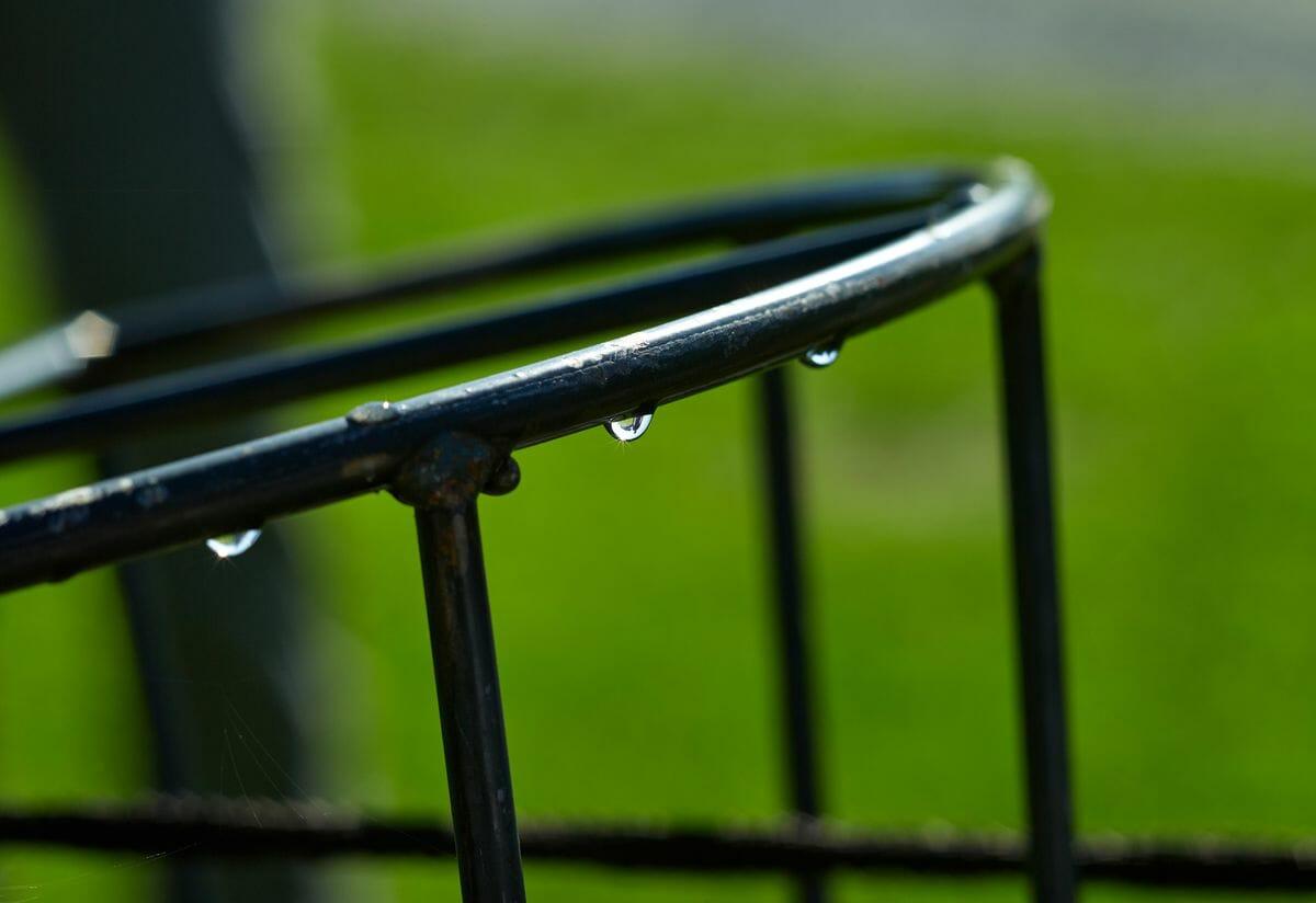 Hexenwetter an den Schirmen
