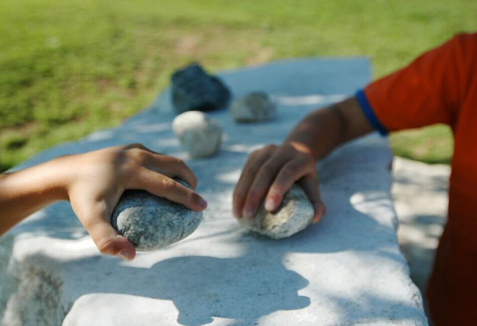 Klingende Steine